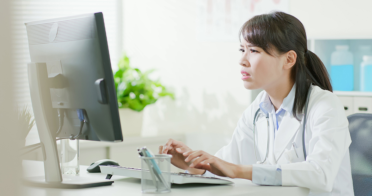medical credentialing software